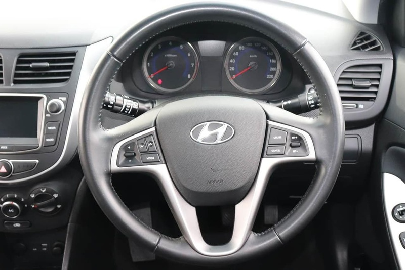 HYUNDAI ACCENT Sport RB6 Sport Hatchback 5dr Man 6sp 1.6i [MY18]
