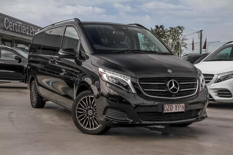 MERCEDES-BENZ V220 d 447 d Wagon 7st 5dr 7G-TRONIC + 7sp 2.1DTT