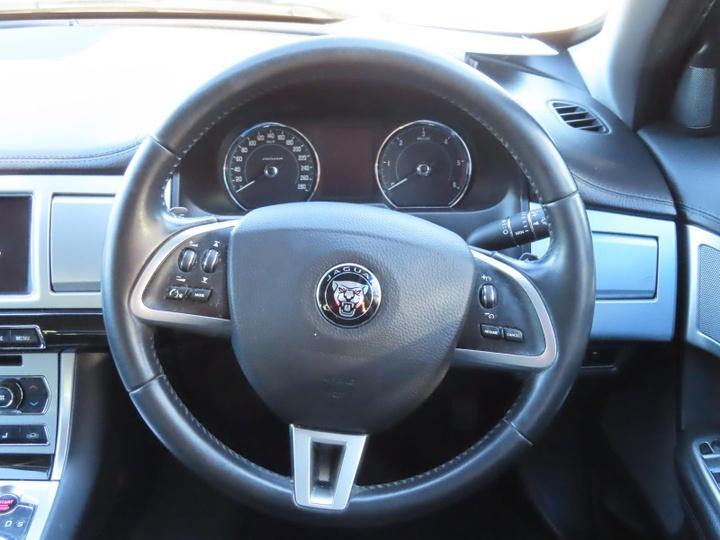 JAGUAR XF Premium X250 Premium Luxury Sedan 4dr Spts Auto 8sp 2.2DT [MY13]