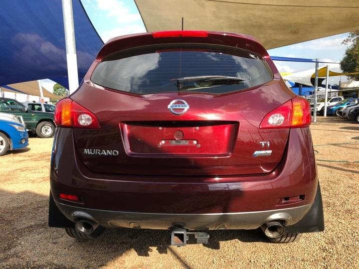 NISSAN MURANO Ti Z51 Series 3 Ti Wagon 5dr CVT 6sp 4x4 3.5i [Sep]