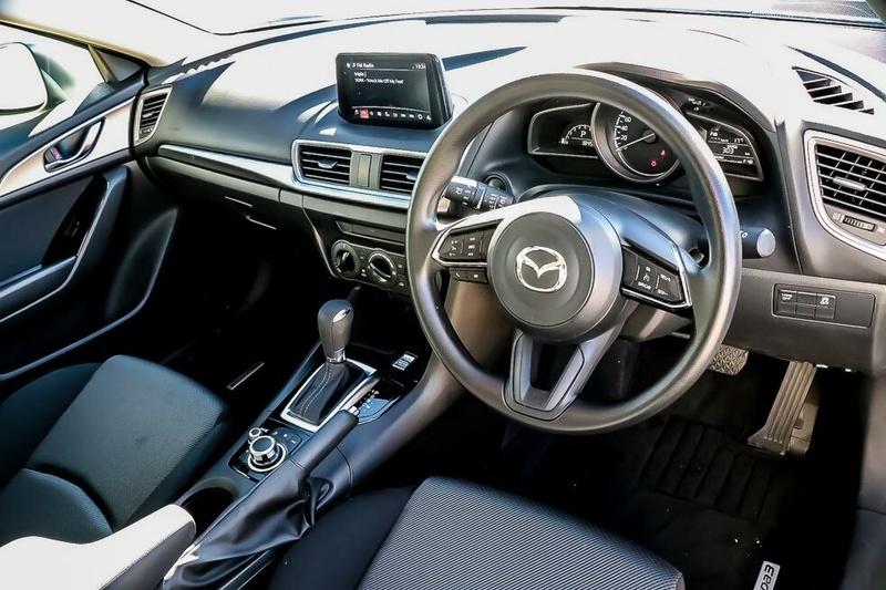 MAZDA 3 Neo BN Series Neo Sport Hatchback 5dr SKYACTIV-Drive 6sp 2.0i (5yr warranty) [Aug]