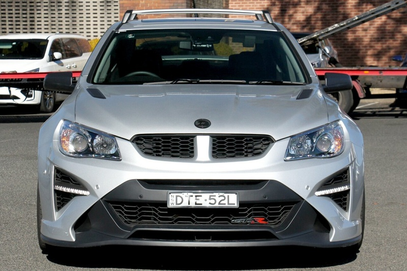 HOLDEN SPECIAL VEHICLES GTS R GEN-F2 R Sedan 4dr Spts Auto 6sp 6.2SC [MY17]