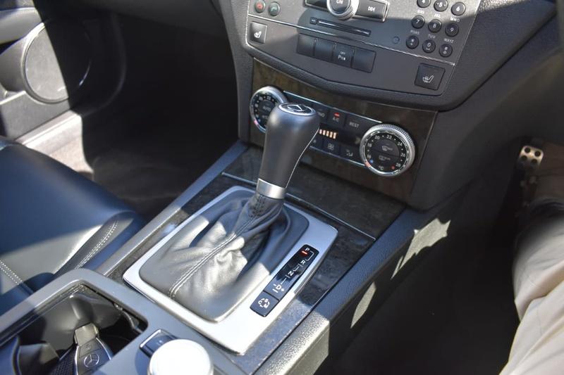 MERCEDES-BENZ C63 AMG W204 AMG Sedan 4dr Spts Auto 7sp 6.3i