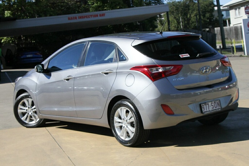 HYUNDAI I30 Elite GD Elite Hatchback 5dr Spts Auto 6sp 1.8i [May]