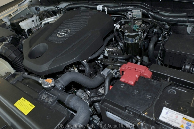 NISSAN NAVARA ST D23 Series 3 ST Black Edition Utility Dual Cab 4dr Spts Auto 7sp 4x4 2.3DTT