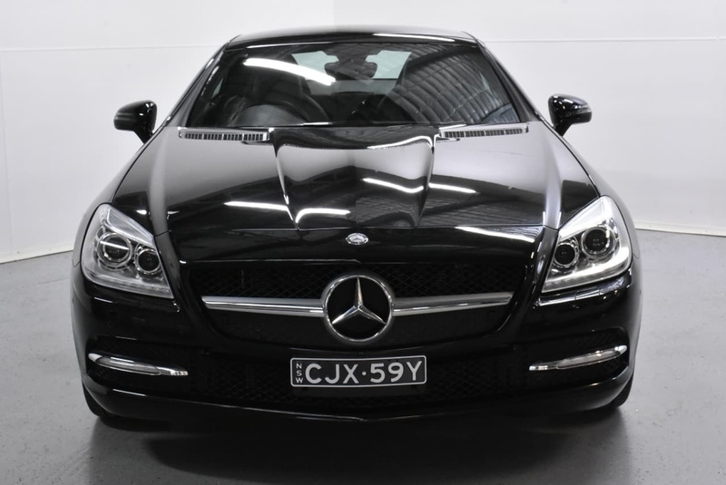 MERCEDES-BENZ SLK350 BlueEFFICIENCY R172 BlueEFFICIENCY Roadster 2dr 7G-TRONIC + 7sp 3.5i