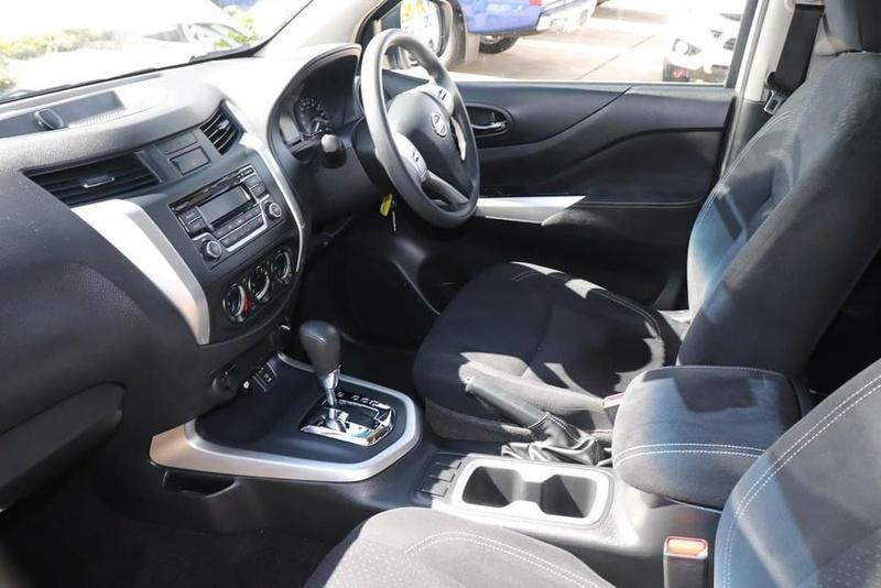 NISSAN NAVARA RX D23 RX Utility Dual Cab 4dr Spts Auto 7sp 4x4 2.3DT [Mar]