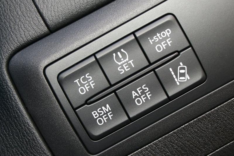MAZDA CX-5 Akera KE Series 2 Akera Wagon 5dr SKYACTIV-Drive 6sp AWD 2.5i [Nov]