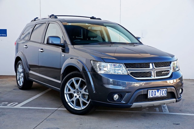 DODGE JOURNEY R/T JC R/T Wagon 5dr Auto 6sp 3.6i [MY14]