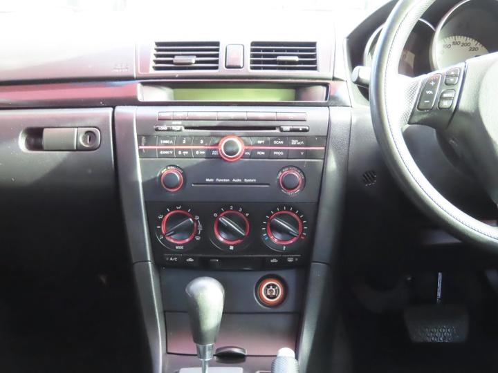 MAZDA 3 Neo BK Series 1 Neo Sedan 4dr Spts Auto 4sp 2.0i