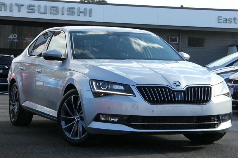 SKODA SUPERB 162TSI NP 162TSI Sedan 5dr DSG 6sp 2.0T [MY17]