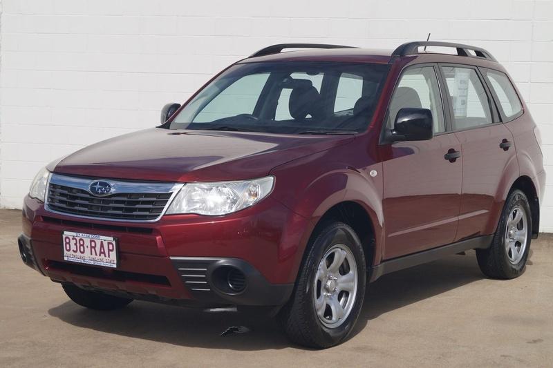 SUBARU FORESTER X S3 X. Wagon 5dr Spts Auto 4sp AWD 2.5i [MY10]