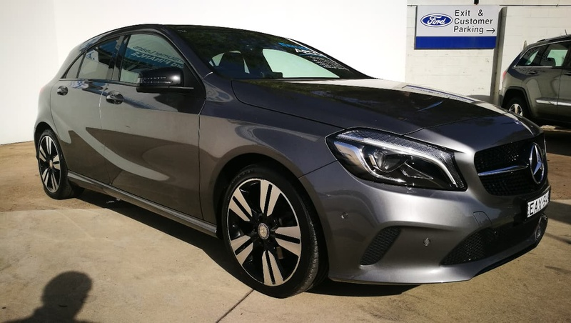 MERCEDES-BENZ A200 d W176 d Hatchback 5dr D-CT 7sp 2.1DT