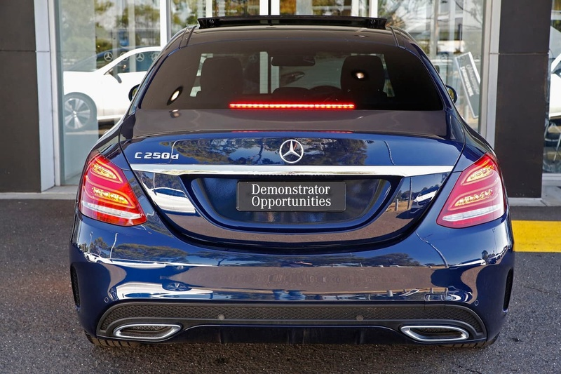 MERCEDES-BENZ C250 d W205 d Sedan 4dr 9G-TRONIC 9sp 2.1DTT [Jun]