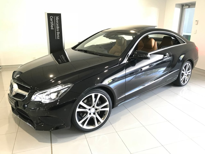 MERCEDES-BENZ E250  C207 Coupe 2dr 7G-TRONIC + 7sp 2.0T [Jun]