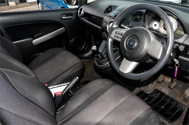 MAZDA 2 Maxx DE Series 1 Maxx Sedan 4dr Man 5sp 1.5i [MY10]