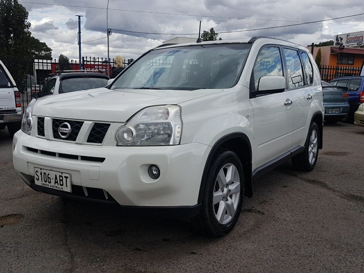 NISSAN X-TRAIL TL T31 TL Wagon 5dr Man 6sp 4x4 2.0DT [MY10]