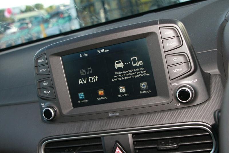 HYUNDAI KONA Go OS.2 Go Wagon 5dr Spts Auto 6sp 2WD 2.0i [MY19]