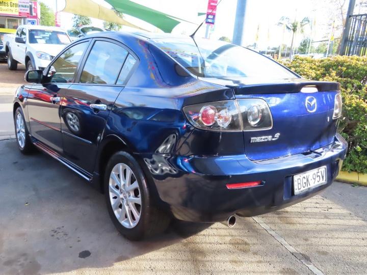 MAZDA 3 Maxx BK Series 2 Maxx Sport Sedan 4dr Spts Auto 4sp 2.0i