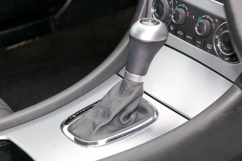 MERCEDES-BENZ CLC200 KOMPRESSOR  CL203 Coupe 2dr Auto 5sp 1.8SC