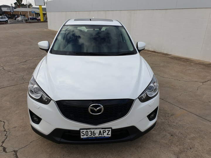 MAZDA CX-5 Grand Touring KE Series Grand Touring Wagon 5dr SKYACTIV-Drive 6sp AWD 2.2DTT [Feb]
