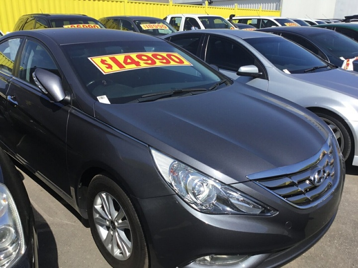 HYUNDAI I45 Elite YF Elite Sedan 4dr Spts Auto 6sp 2.4i [MY11]
