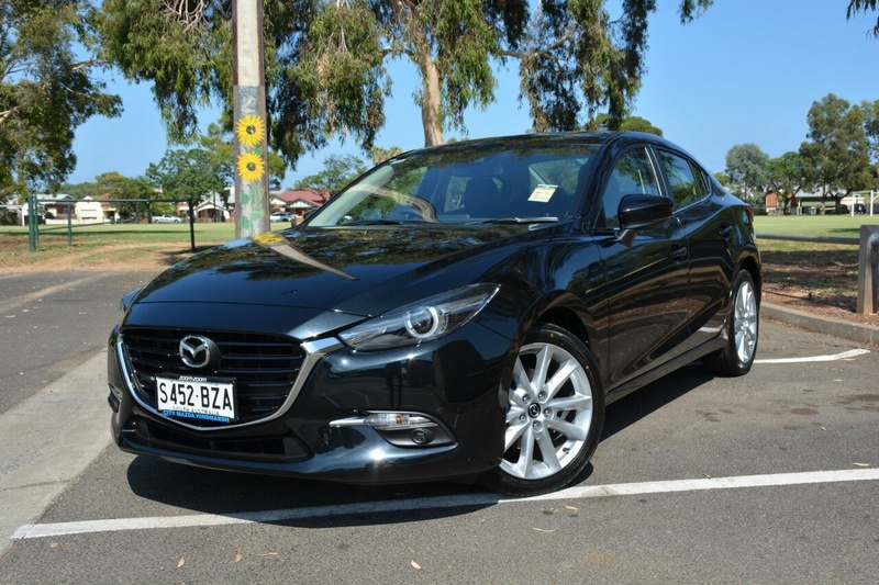 MAZDA 3 SP25 BN Series SP25 GT Sedan 4dr SKYACTIV-Drive 6sp 2.5i (5yr warranty) [Aug]