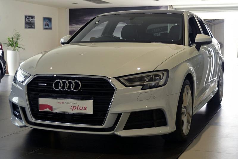 2016 Audi A3 S Line