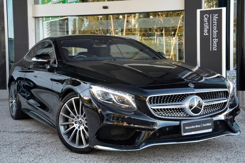 Mercedes Benz S500 C217 Coupe 2dr 9g Tronic Plus 9sp 4 7tt