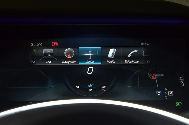 MERCEDES-BENZ E220 d W213 d Sedan 4dr 9G-TRONIC PLUS 9sp 1.9DT [Jun]