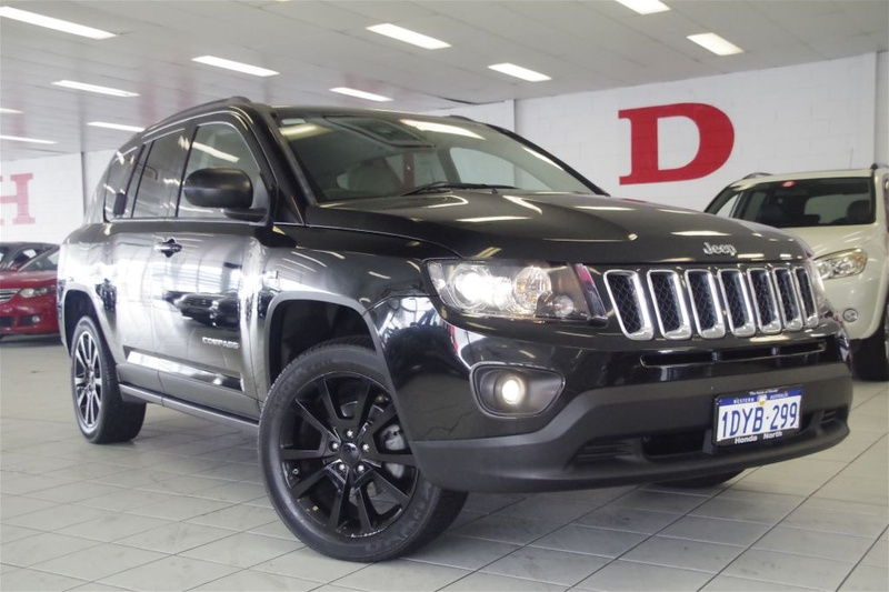 2012 jeep compass limited (4x4) continuous variable