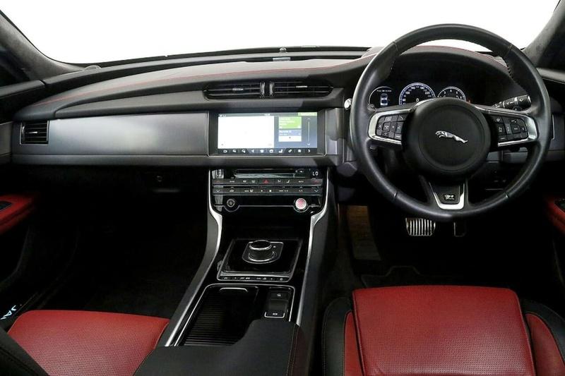 JAGUAR XF 35t X260 35t R-Sport Sedan 4dr Spts Auto 8sp 3.0SC [MY17]