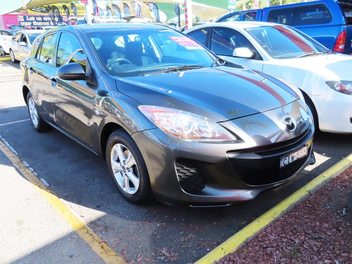 MAZDA 3 Neo BL Series 2 Neo Hatchback 5dr Activematic 5sp 2.0i