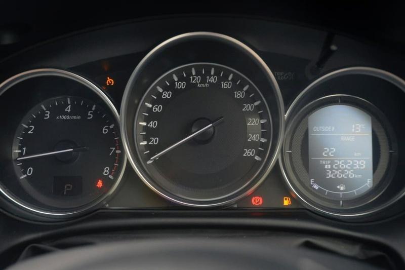 MAZDA CX-5 Grand Touring KE Series 2 Grand Touring Wagon 5dr SKYACTIV-Drive 6sp AWD 2.5i