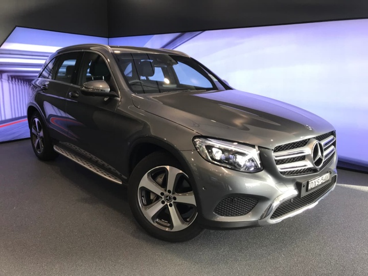 MERCEDES-BENZ GLC220 d X253 d Wagon 5dr 9G-TRONIC 9sp 4MATIC 2.1DTT