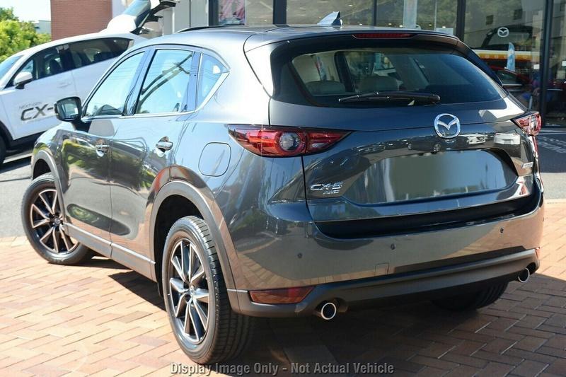 MAZDA CX-5 Akera KF Series Akera Wagon 5dr SKYACTIV-Drive 6sp i-ACTIV AWD 2.5i