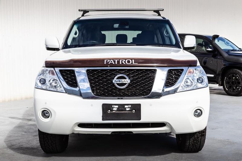 NISSAN PATROL Ti Y62 Ti Wagon 8st 5dr Spts Auto 7sp 4x4 5.6i