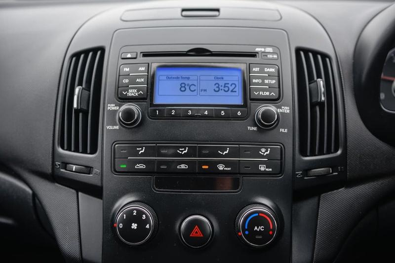 HYUNDAI I30 SX FD SX Hatchback 5dr Auto 4sp 1.6DT