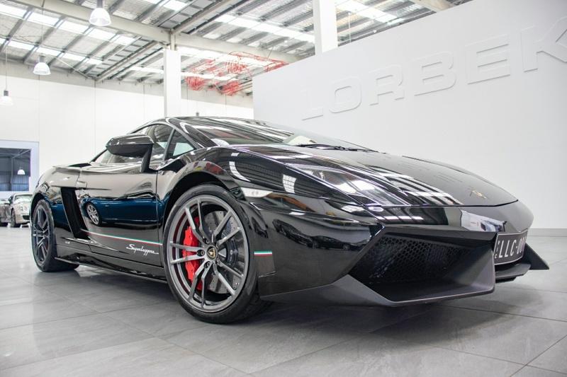2012 Lamborghini Gallardo Lp570 4 Superleggera Auto Sequential