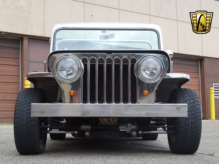 Willys Jeep For Sale >> 1941 Willys Jeep 3 Speed Automatic
