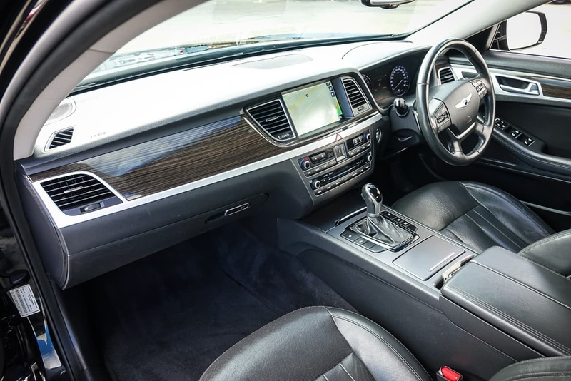 HYUNDAI GENESIS  DH Sedan 4dr Spts Auto 8sp 3.8i