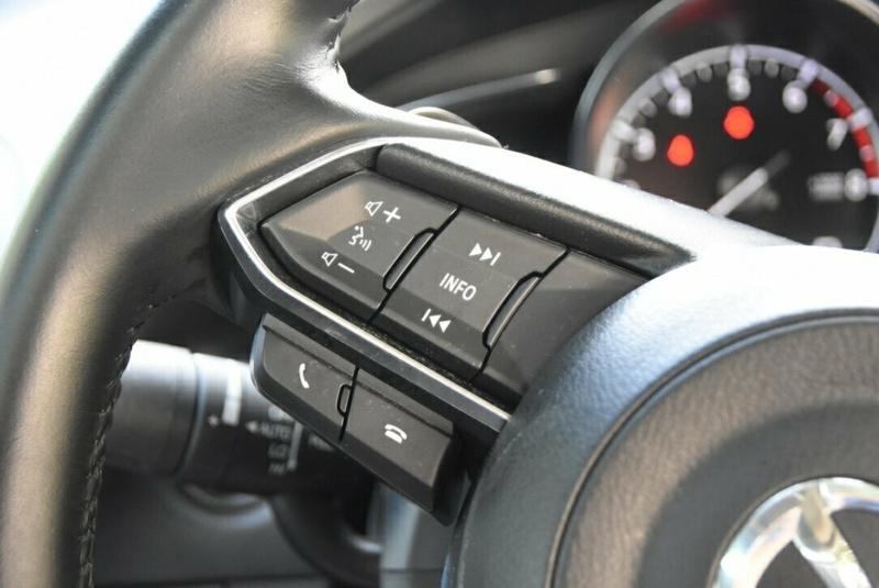 MAZDA 3 SP25 BN Series SP25 Astina Sedan 4dr SKYACTIV-Drive 6sp 2.5i