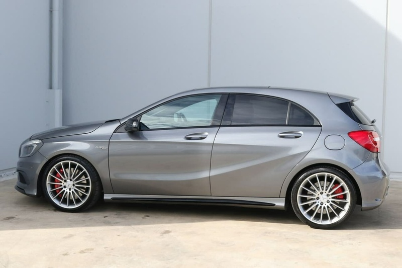 MERCEDES-BENZ A45 AMG W176 AMG Hatchback 5dr SPEEDSHIFT DCT 7sp 4MATIC 2.0T [Sep]