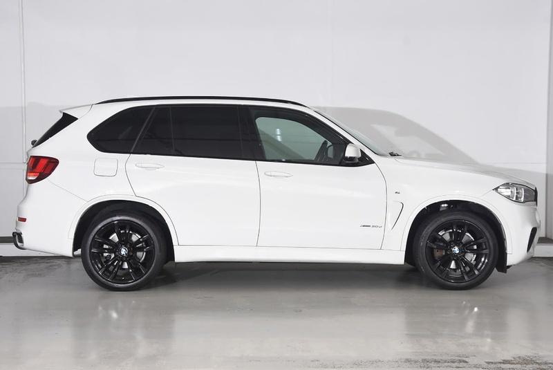 Bmw X5 Xdrive30d F15 Wagon 5dr Spts Auto 8sp 4x4 3 0dt