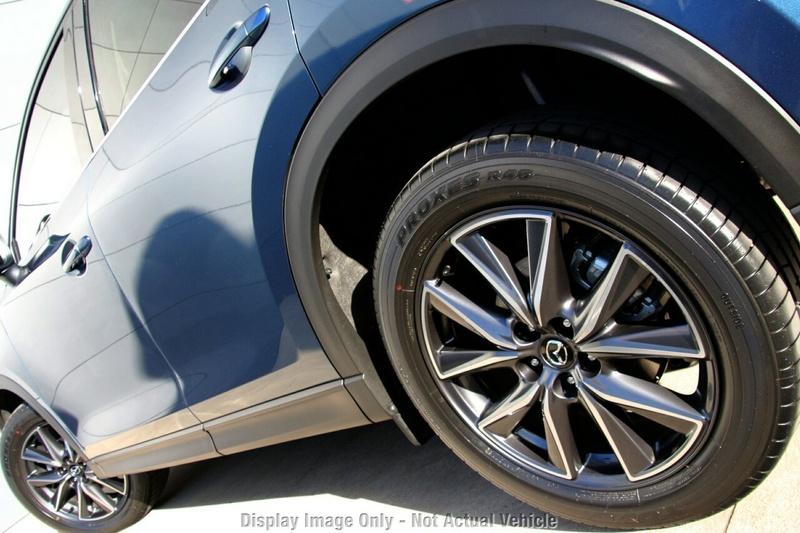 MAZDA CX-5 GT KF Series GT Wagon 5dr SKYACTIV-Drive 6sp i-ACTIV AWD 2.5T