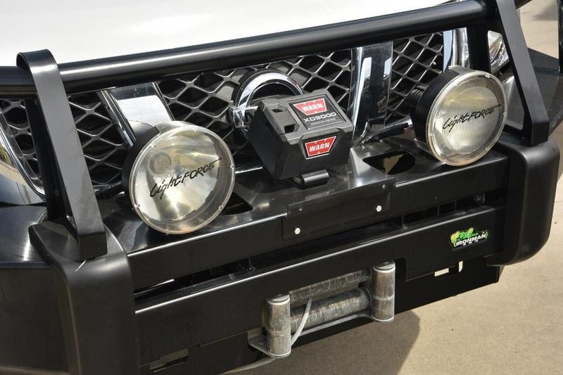 NISSAN PATROL DX Y61 DX Wagon 5dr Auto 4sp 4x4 3.0DT