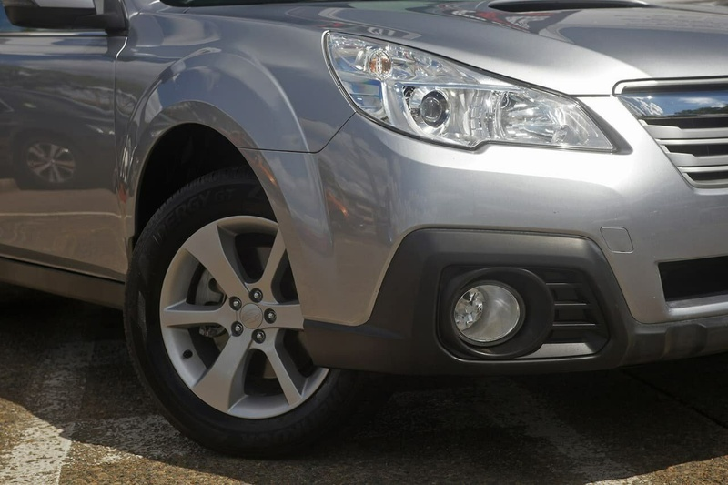 SUBARU OUTBACK 2.0D 4GEN 2.0D. Wagon 5dr Lineartronic 7sp AWD 2.0DT [MY13]