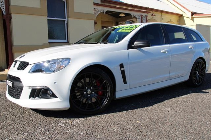 HOLDEN SPECIAL VEHICLES CLUBSPORT R8 GEN-F R8 Tourer 5dr Spts Auto 6sp 6.2i [MY14]