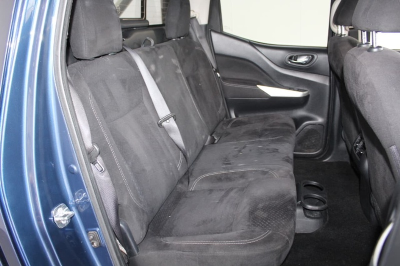 NISSAN NAVARA ST D23 ST Utility King Cab 4dr Man 6sp 4x4 2.3DTT [Mar]