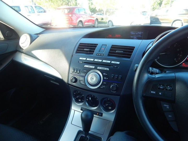 MAZDA 3 Maxx BL Series 1 Maxx Hatchback 5dr Activematic 5sp 2.0i [Apr]